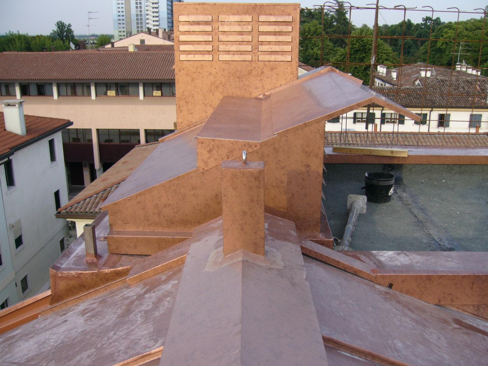 Botola di accesso al tetto